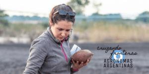 Valeria Pelatti, Agrónoma Argentina Cruzando Fronteras